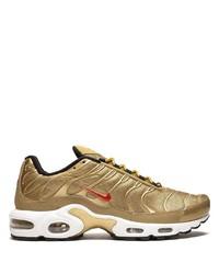 Deportivas doradas de Nike