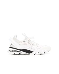 Deportivas en Blanco y Negro de Calvin Klein 205W39nyc