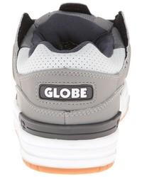 Deportivas en blanco y negro de Globe