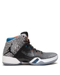 Deportivas en gris oscuro de Jordan
