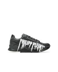 Deportivas en Negro y Blanco de Philipp Plein