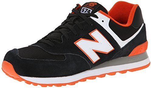 Deportivas en Negro y Naranja de New Balance: dónde comprar y cómo ...