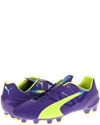 Deportivas en violeta