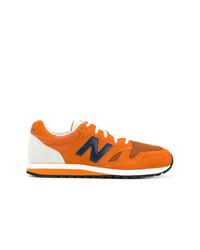 Deportivas naranjas de New Balance
