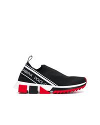 Deportivas negras de Dolce & Gabbana