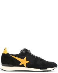 Deportivas Negras de Golden Goose Deluxe Brand