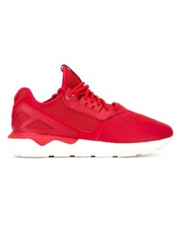 Deportivas rojas de adidas