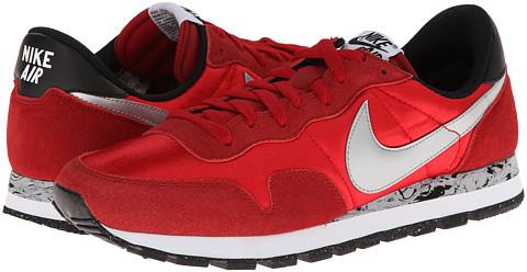 Nike Air Pegasus rojas
