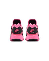 Deportivas rosa de Comme Des Garcons Homme Plus