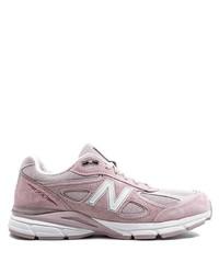 Deportivas rosadas de New Balance