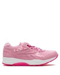 Deportivas rosadas de Reebok