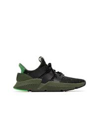 Deportivas verde oscuro de adidas