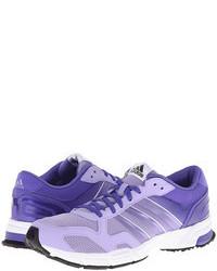 Deportivas violeta claro