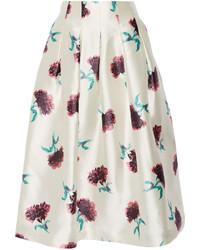 Falda campana de flores original 1480753