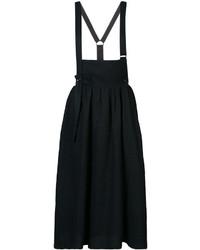 Falda de lana negra de Y's