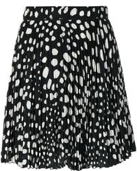 Falda de Seda Negra de Marc Jacobs