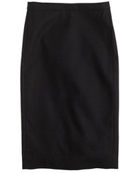Falda lapiz negra original 1455063