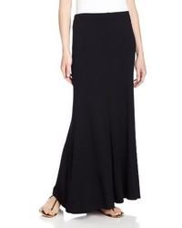 Falda larga negra de Karen Kane