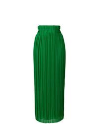 Falda Larga Verde de P.A.R.O.S.H.