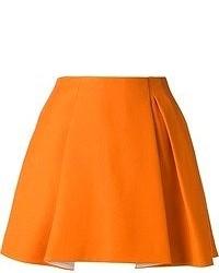 Falda línea a naranja de 3.1 Phillip Lim