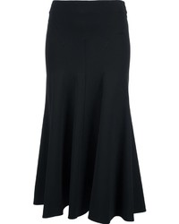 Falda negra de Derek Lam