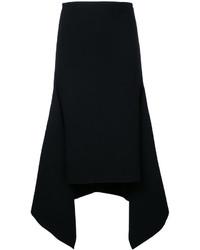 Falda negra de Dion Lee