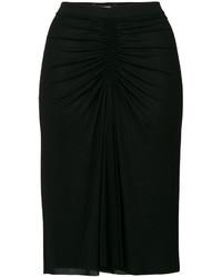 Falda negra de Isabel Marant
