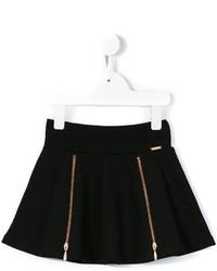 Falda negra de Junior Gaultier