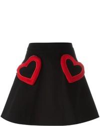 Falda negra de Love Moschino