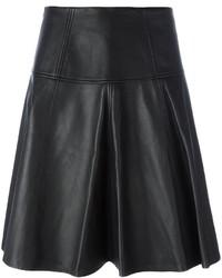 Falda negra de MICHAEL Michael Kors