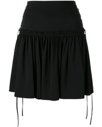 Falda Negra de Philipp Plein