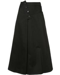 Falda negra de Y's