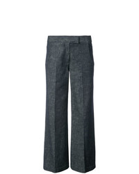 Falda pantalón azul marino de Derek Lam