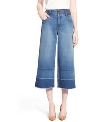 Falda pantalon azul original 9904308