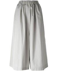 Falda pantalon gris original 9907278