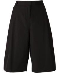 Falda pantalón negra de Alexander Wang