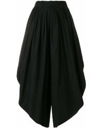 Falda pantalón negra de Chloé