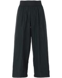 Falda pantalón negra de Maria Calderara