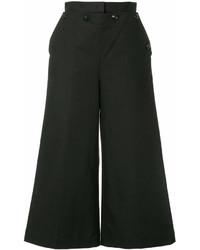 Falda Pantalón Negra de MSGM