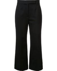 Falda pantalón plisada negra de Marc Jacobs