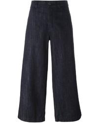 Falda pantalón vaquera azul marino de Sofie D'hoore