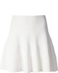 Falda skater blanca de Ralph Lauren