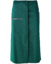 Falda Verde de Golden Goose Deluxe Brand