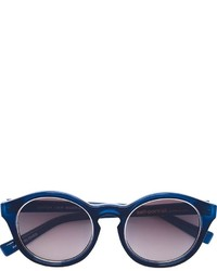 Gafas de Sol Azul Marino de Le Specs