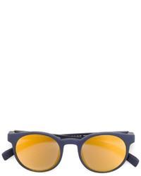 Gafas de sol azul marino de Mykita