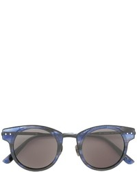 Gafas de sol azules de Bottega Veneta