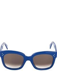 Gafas de sol azules de Celine