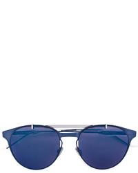 Gafas de sol azules de Christian Dior