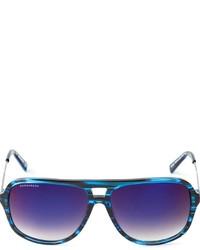 Gafas de sol azules de DSquared