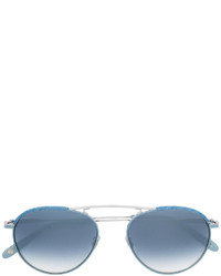 Gafas de sol azules de Garrett Leight